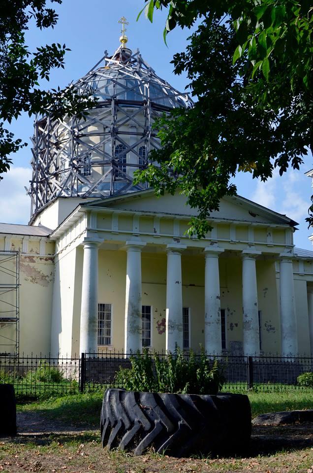 Усадьба Хомякова в Богучарово. Экспозиция
