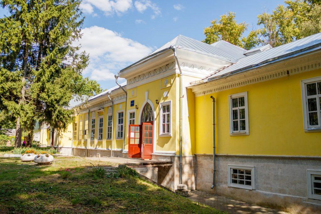 Усадьба писателя Хомякова А.С. «Богучарово»