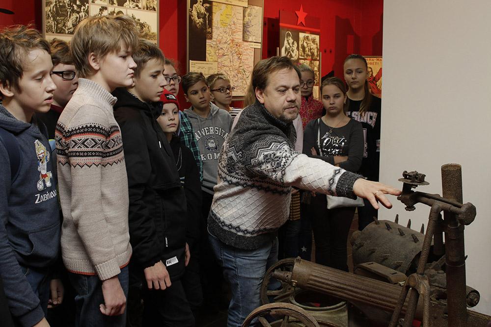 Музей обороны города Тулы - культурные места в Туле