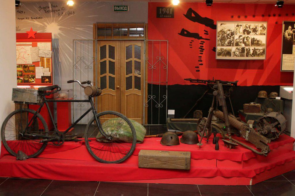 Музей обороны г. Тулы - Интересные места